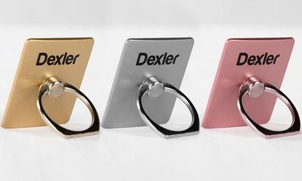 Anillo y soporte 3 en 1 Dexler