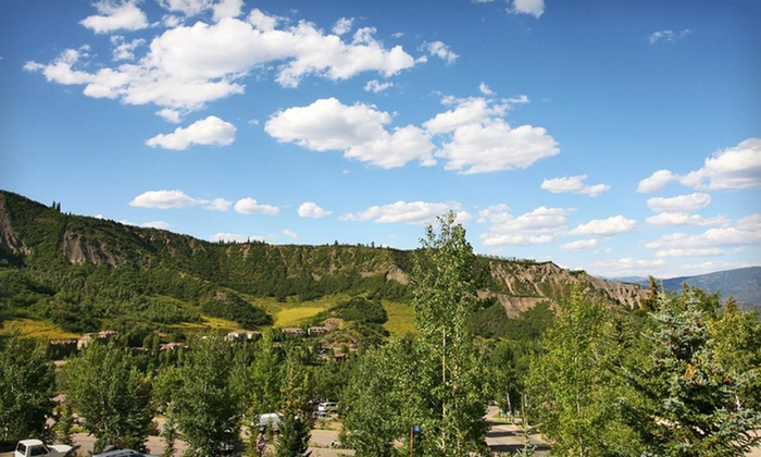 Timberline Condominiums - Snowmass Village, CO: Two-Night Stay with Wine, Nuts, and Chocolates at Timberline Condominiums in Snowmass Village, CO