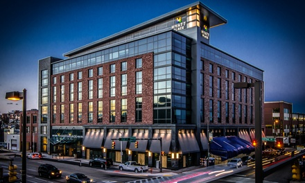 Member Pricing: Recently-Opened Hotel in Baltimore's Inner Harbor