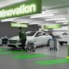 Nettoyage automobile complet