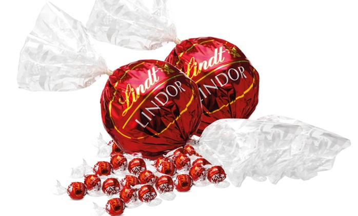 Two Lindt Lindor Maxi Balls 550g for €24.99 With Free Delivery