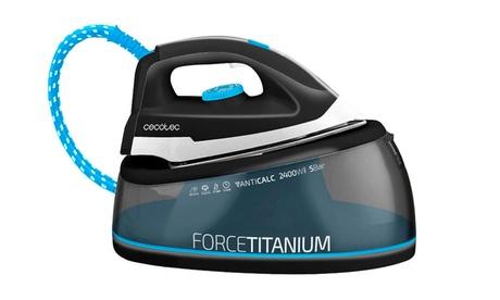 Centro de planchado ForceTitanium 5000 smart 05081