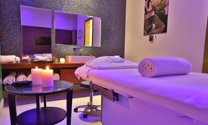 The Club Spa at Abu Dhabi Country Club: Choice of Treatment, Use of Steam, Sauna and Relaxation Room at The Club Spa at Abu Dhabi Country Club (up to 72% Off)