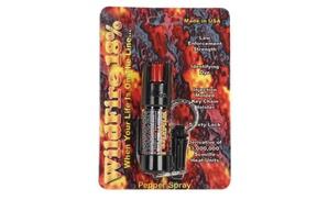 Wildfire Pepper Spray 18% at U-Spy Store: Wildfire Pepper Spray 18% at U-Spy Store