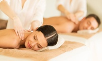 One-Hour Massage for a Couple with Optional Refreshments at N and N Joseph (Up to 54% Off)