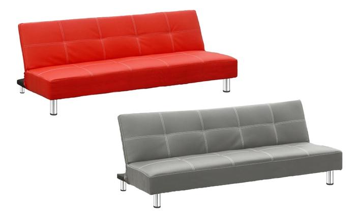 Divano Reclinabile 4 Posti : Fino a 60% su divano letto a 2 posti groupon