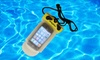 Dry Pak Waterproof Case: $4.99 for Dry Pck Waterproof Case for Phones, MP3 Players, and Other Valuables ($12.99 List Price). Free Returns.