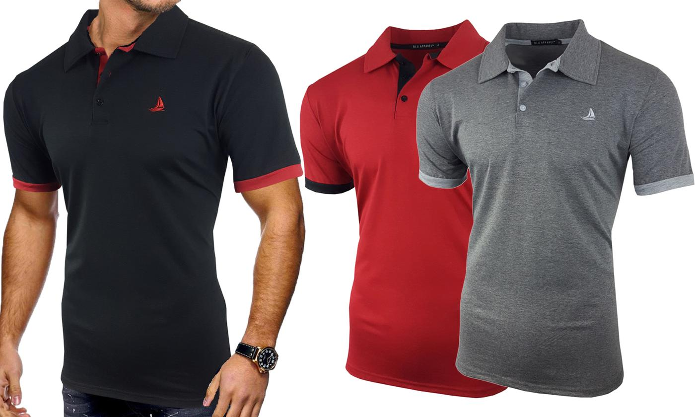 Two-Pack of Finley Polo
