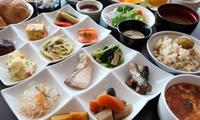 【31%OFF】新しい1日の始まりに、バランスの良い食事を≪こだわりの手作り朝食バイキング / 1名分 or 2名分 or 3名分 or...