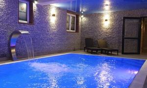 noclegi Rewal Rewal: pokój dla 2 osób z wyżywieniem HB, basenem, sauną i więcej w Baltic Sun
