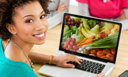 image for Certified Online Nutrition Course from Diet Specialist (92% Off)