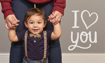 Photo Shoot with Prints and Optional Digital Image at JCPenney Portraits (Up to 87% Off)