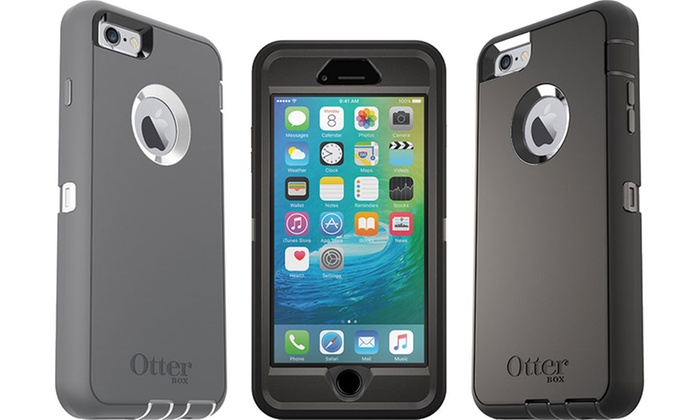 iphone 6 otterbox defender otterbox defender series for iphone 6 plus and 6s 15011