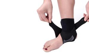 Attelle de compression pour cheville