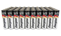 Groupon.com deals on 50-Pack Energizer Max AA or AAA Alkaline Batteries
