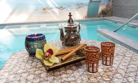 Circuito termal con hammam para dos personas con opción a masaje o ritual desde 39 € en Spa Hotel Los Monteros GL