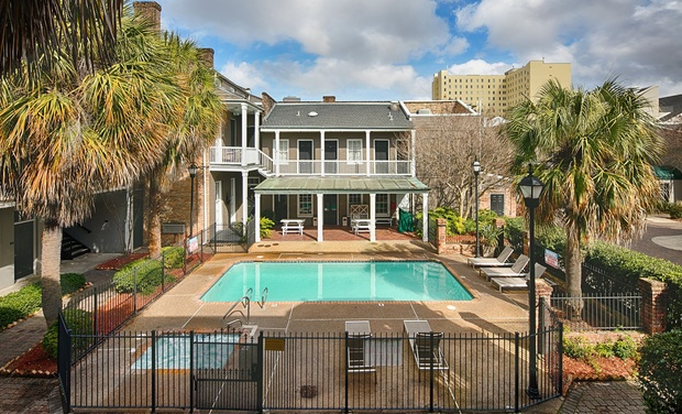 3 Star New Orleans Hotel Groupon