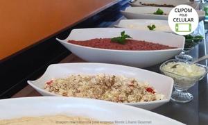 Monte Líbano Gourmet: Monte Líbano Gourmet – Auxiliadora: buffet árabe para 1, 2 ou 4 pessoas