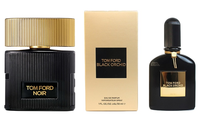 Tom Ford Black Orchid 30 ml EDP or Noir Pour Femme 100ml EDP from £43.99 With Free Delivery (19% Off)