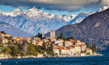 ✈ Lake Como: 2-4 Nights at a Choice of Hotels with Return...
