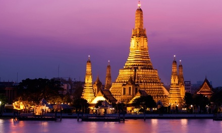 ✈ 11-or 13-Day Tour of Thailand and China with Air from Affordable World. Price per Person Based on Double Occupancy.