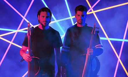 2Cellos on April 11 at 8 p.m.