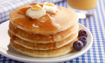 $12 for $20 Worth of Breakfast and Lunch for Two at American Pancake House