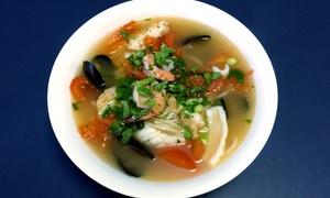 40% Off Vietnamese Food at Five Corners Vietnamese Restaurant at Five Corners Vietnamese Restaurant, plus 6.0% Cash Back from Ebates.