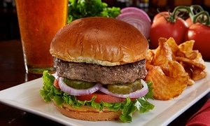Tilted Kilt Pub & Eatery: Irish and British Pub Cuisine and Drinks for Two or Four at Tilted Kilt Pub & Eatery (Up to 37% Off)