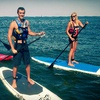 51% Off Paddleboarding Lesson and Dolphin Tour