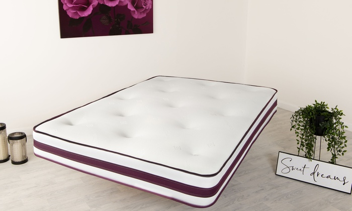 3D Foam and Spring Mattress for £69