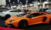 San Antonio Auto Show - Henry B Gonzalez Convention Center: Admission for Two or Four to the San Antonio Auto Show, November 10-13 (Up to 46% Off)