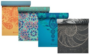 Gaiam Reversible Print Yoga Mat