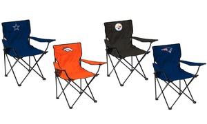 Logo Brands NFL Quad Chair (2-Pack)
