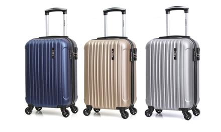 1 o 2 trolley da cabina in ABS Lome Bluestar disponibili in vari colori