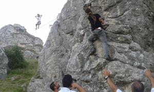Basilicata Sport&Adventure: Esperienza a scelta tra trekking, bouldering o walking water con Basilicata Sport&Adventure (sconto fino a 81%)
