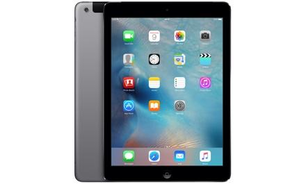 Apple iPad Air 16 Go WiFi, écran 9,7 Rétina, reconditionné, livraison offerte