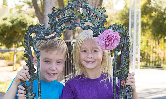 Childhood Expressions Photography - San Jose: $84 for 30-Minute Outdoor Photo Shoot with Digital Images from Childhood Expressions Photography