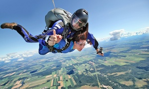 Skydiving San Antonio-Houston: $149 for a Tandem Skydiving Jump from Skydiving San Antonio-Houston ($299.99 Value)