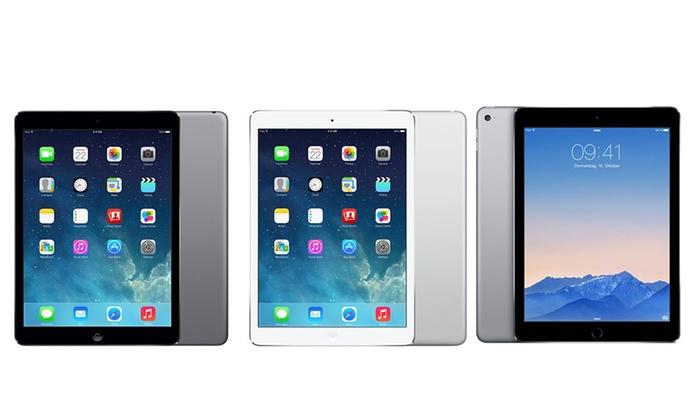 Apple iPad 2 iPad Air et iPad Air 2 reconditionn capacit 16 64 ou 128 Go dès 20990 € livraison offerte