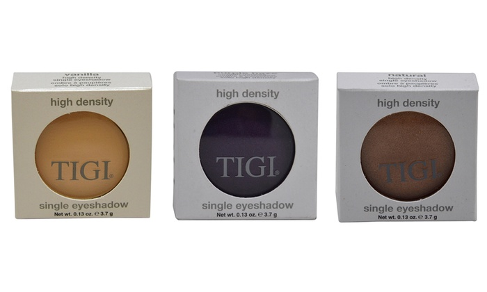Tigi High-Density Single Eyeshadow (0.13Oz.)