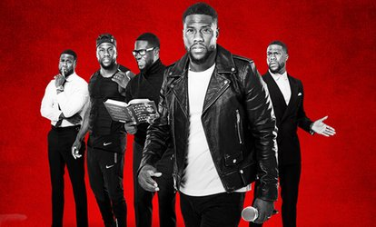 image for Kevin Hart: The Irresponsible Tour on Friday, April 27, at 7 p.m.