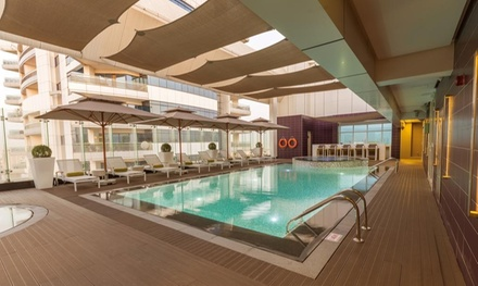 5* Pool and Spa Access and Optional Choice of Spa Treatments at Club 21 Spa at The Act Hotel (Up to 73% Off*)