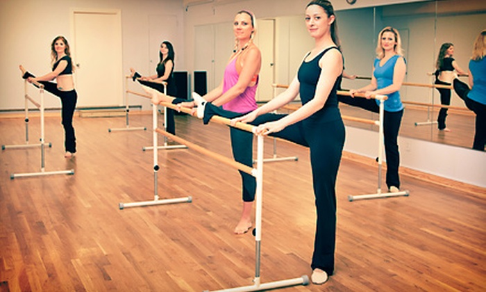 Studio Pantera - Carnegie: 5 or 10 Adult Ballet or Ballet-Barre Fitness Classes at Studio Pantera (Up to 59% Off)