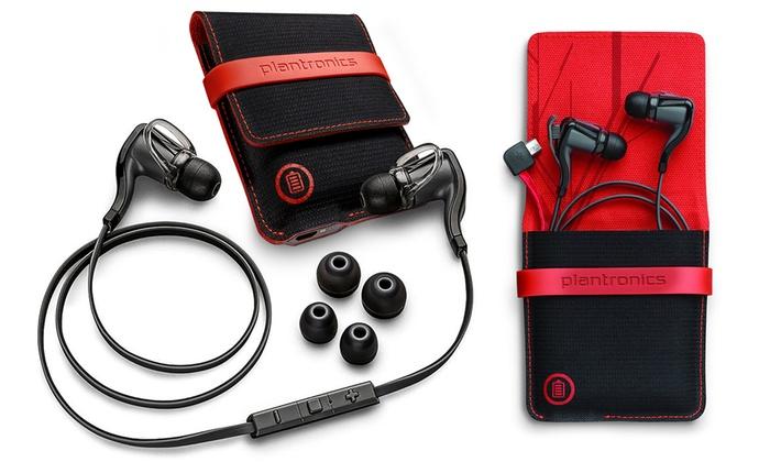 Plantronics Backbeat Go 2 Wireless Headphones Refurbished Groupon