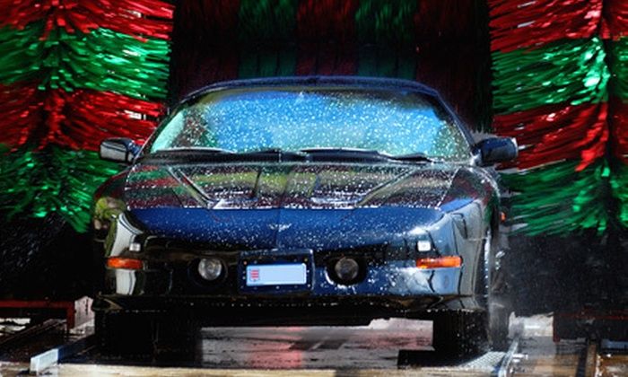 Monroe Car Wash & Detail Center - Monroe: $29 for Three #2 Ultimate Full-Service Car Washes at Monroe Car Wash & Detail Center ($77.85 Value)