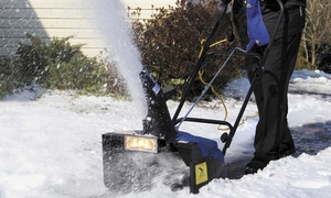Snow Joe Electric Snow Throwers (12-15 Amp Options Available)