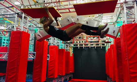 90-Minute Ninja Obstacle Training Session at Urban Warrior (Up to 46% Off). Two Options Available.