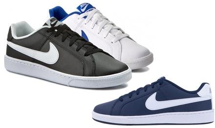 Nike Chaussures tennis homme sport Court Royal cuir  (SaintEtienne)