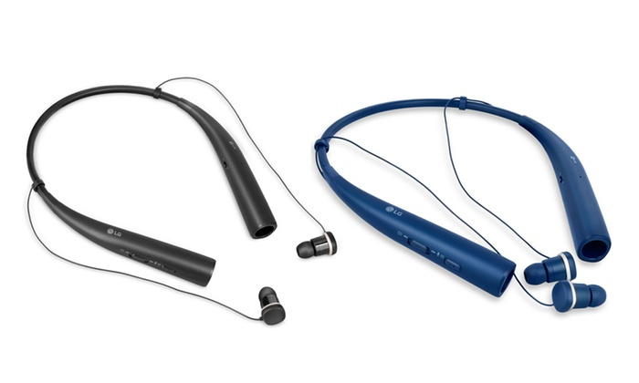 Lg Tone Pro Hbs 780 Wireless Bluetooth Stereo Headset Refurbished Groupon